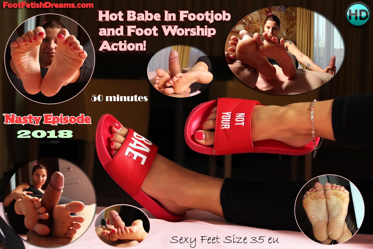 foot xxx